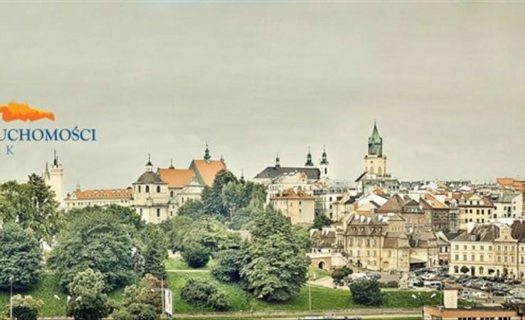 działka na sprzedaż - Lublin, Zadębie